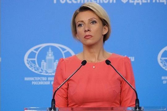 Мария Захарова посоветовала дипломатам прибалтийских стран начинать паковать вещи