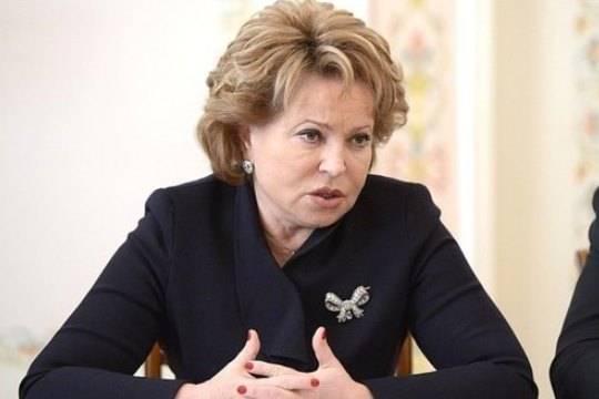 Матвиенко прокомментировала отказ посла Британии от встречи в МИД