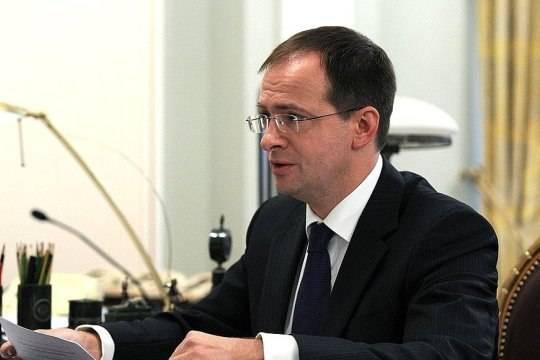 Мединский рассказал о новом фильме на спортивную тематику