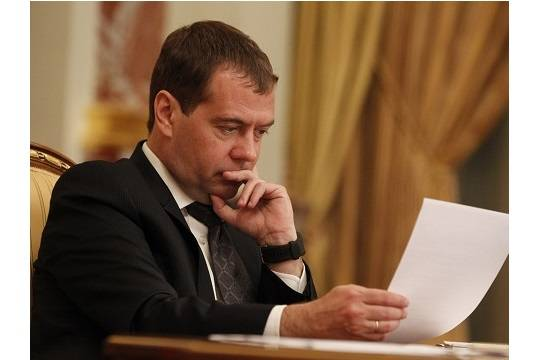 Медведев: ведомственный лоббизм в руководстве необходимо истреблять