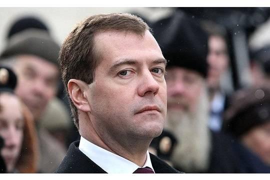 Медведев пригласил Обаму в РФ посмотреть на«разорванную вклочья» экономику