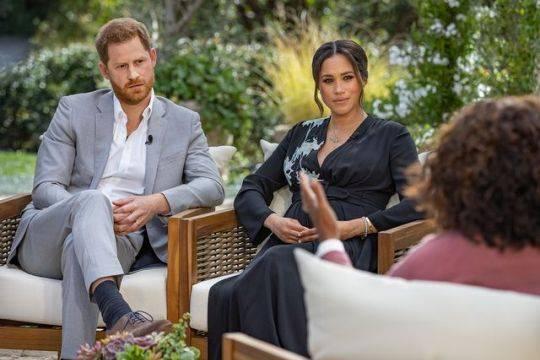 Меган Маркл и принц Гарри дали интервью Опре Уинфри: оно стало сокрушительным ударом по престижу королевской семьи