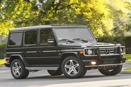 Mercedes готовит общедоступный пообразу иподобию «Гелендвагена»