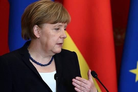Меркель: Северный поток  2 не означает замены транзита газа через Украину