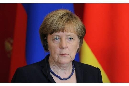 Меркель сочла интересным предложение Путина о размещении миротворцев ООН в Донбассе