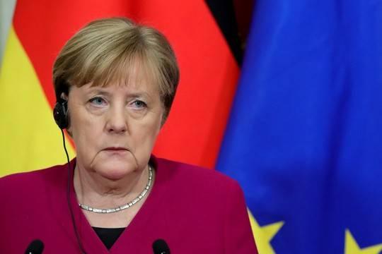 Меркель высказалась о причастности России к инциденту с рейсом Ryanair