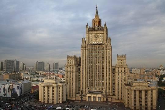 МИД РФ усомнился в желании НАТО вести диалог после высылки российских дипломатов