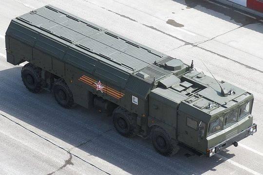 Минобороны России ответило на заявление Пашиняна об Искандерах