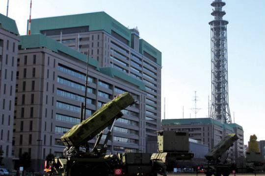 Минобороны Японии просит увеличить военный бюджет