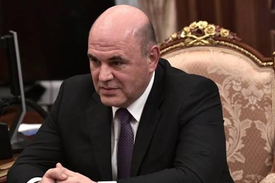 Мишустин дал оценку темпам восстановления экономики России после пандемии