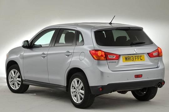 Mitsubishi ASX вернулся на российский рынок
