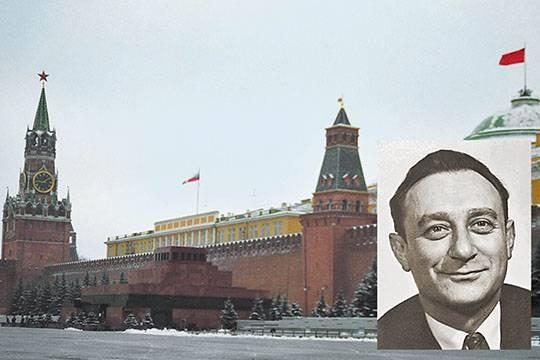 Моррис Чайлдс входил в кабинет к Брежневу как к себе домой