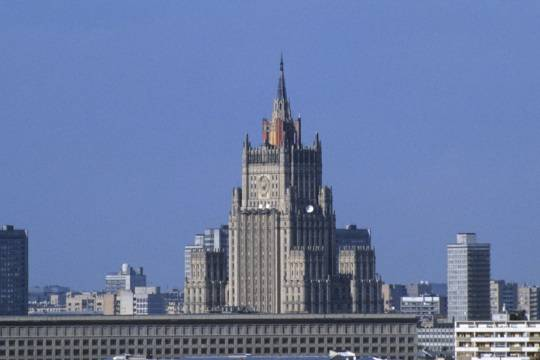 Москва назвала возможные варианты ответа на новые антироссийские санкции США