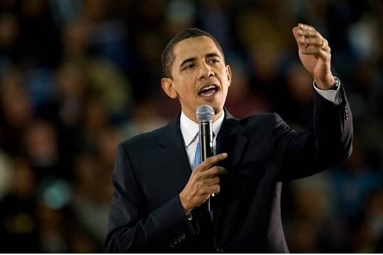 Музыкальный сервис предложил Обаме «президентский» пост