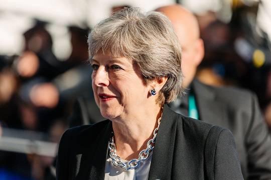 Мэй гарантировала, что повторное голосование о сделке по Brexit пройдет до 12 марта