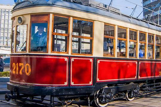 Наежегодном параде трамваев покажут конный вагон XIX века