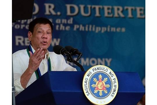НаФилиппинах арестовали критиковавшую президента сенатора