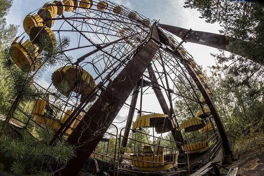 На Украине будут водить экскурсии по мотивам сериала «Чернобыль»