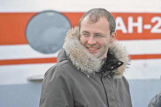 Начальник Чукотки Роман Копин входит в десятку самых богатых губернаторов РФ