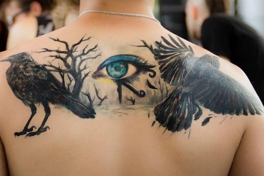Нанесение татуировки может укрепить иммунитет