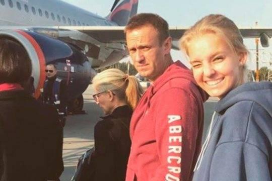 Навального заподозрили в бегстве из России