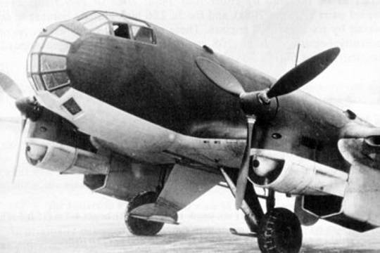 Junkers Ju-86P. Фото: wikipedia/Royal Air Force Battle of Britain campaign diaries