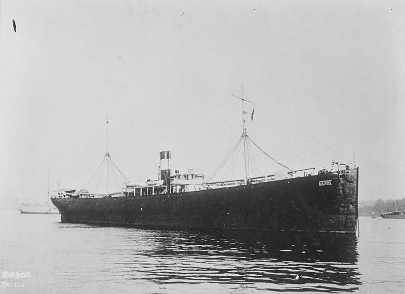 USS Brutus