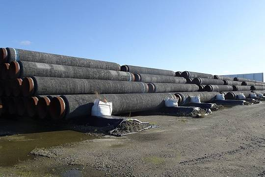 Немецкий регулятор отклонил протест экологов против Северного потока  2