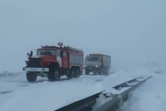 Непогода заставила ввести режим ЧС в Челябинской области