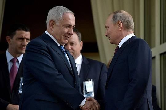 Нетаньяху прибудет в Москву, чтобы рассказать Путину о «сделке века»