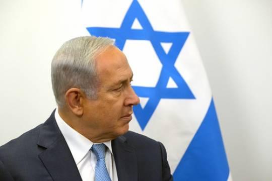 Нетаньяху убрал фотографию с Трампом из Twitter