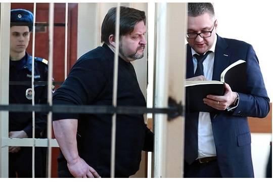 Суд признал экс-губернатора Белых виновным вполучении взяток