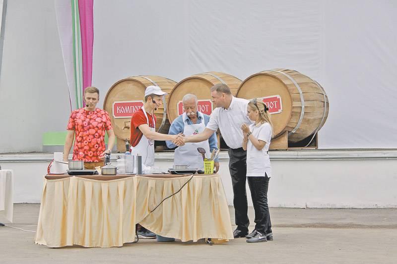 Алексей Гордеев официально «подружил» Воронежскую область срязанской землей
