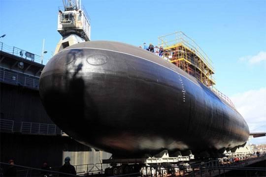 Новая суперподлодка России проекта 885 «Ясень» готова встать на боевое дежурство