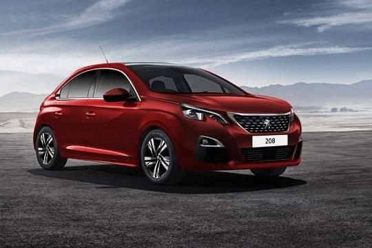 Новое поколение Peugeot 208 готовится дебютировать на выставке