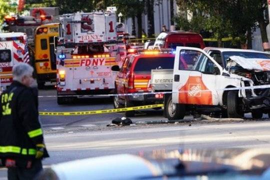 Манхэттенский террорист переехал вСША, выиграв грин-карту влотерею