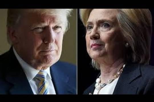 Клинтон иТрамп уверены всвоей победе нателедебатах