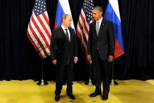 Обама не считает, что неверно оценивал Путина