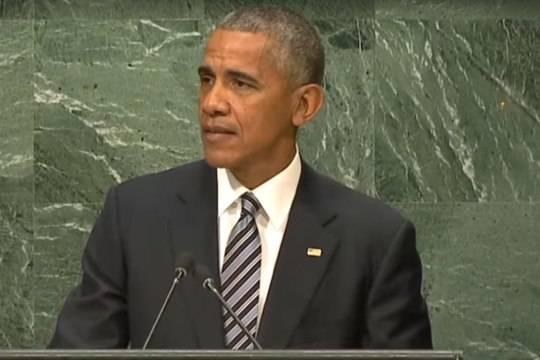 Обама упрекнул Российскую Федерацию вжелании вернуть «утраченную славу»