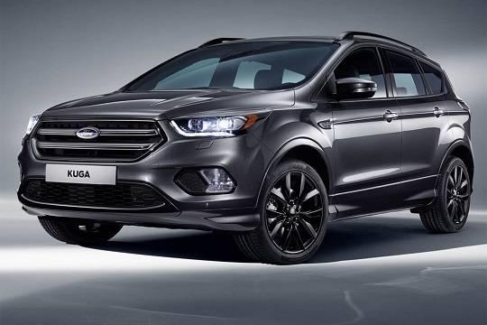 Стала известна стоимость улучшенного Форд Kuga в РФ