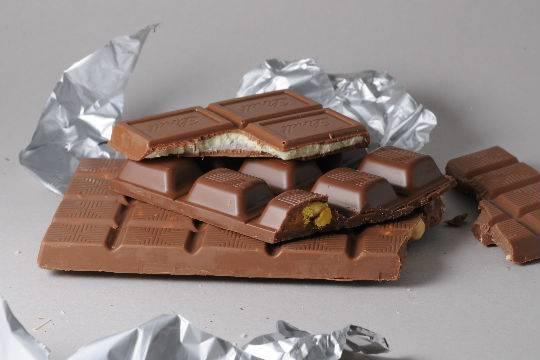 ВПетербурге закрупную кражу шоколада задержали находящегося врозыске мужчину