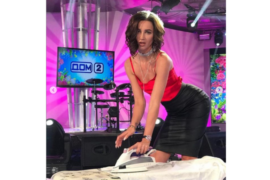 Ольга Бузова отказалась быть ведущей проекта Дом-2