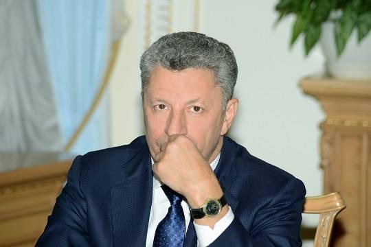 «Оппозиционер» Юрий Бойко мог бы выйти во второй тур выборов, но его «выбил» ставленник миллиардера Александр Вилкул