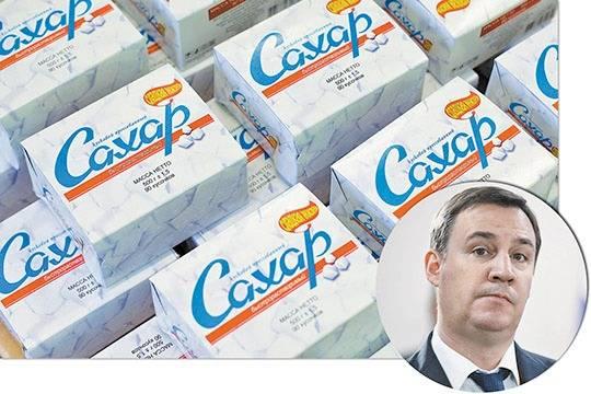 Цены на сахар решено сдерживать на уровне 35 рублей за килограмм (фото: Виталий Белоусов/ИТАР-ТАСС)