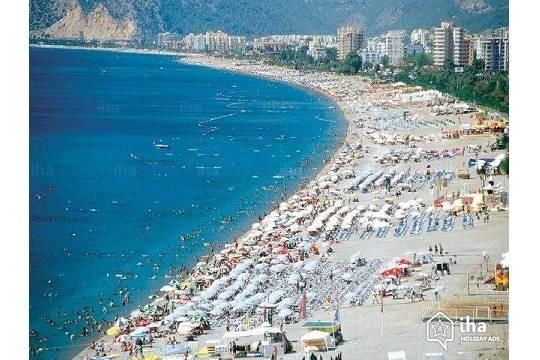 Анталья ждет 2,5 млн русских туристов