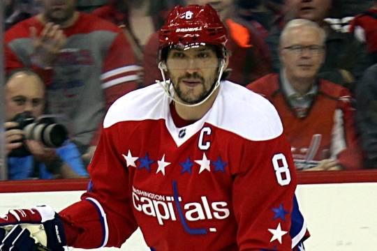 Овечкин вплотную приблизился к рекорду Уэйна Гретцки в НХЛ