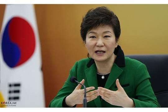 Пак Кын Хе извинилась перед корейцами