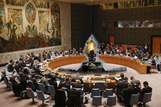 Запуск трех калибров мог послужить причиной срочного созыва Совбеза ООН