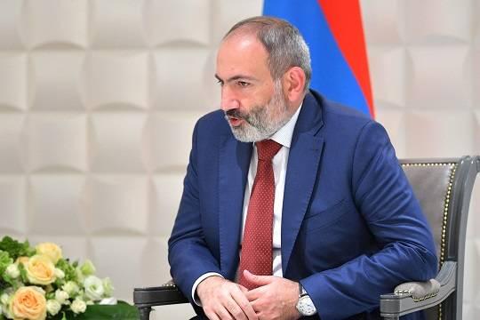 Пашинян выразил готовность окончательно урегулировать конфликт в Карабахе