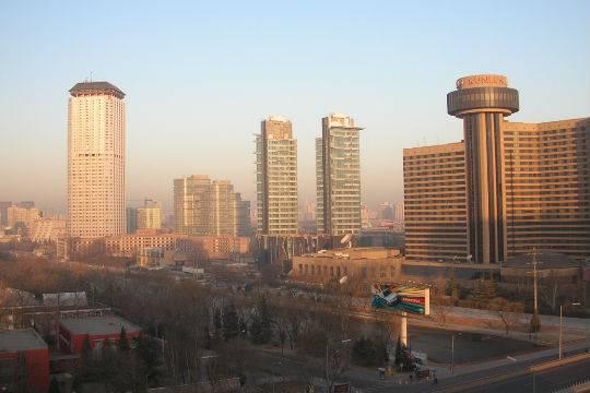 Пекин ежегодно проседает на 11 сантиметров